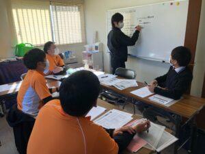 阪南市の2つの包括の社会福祉士同士の話し合いの場